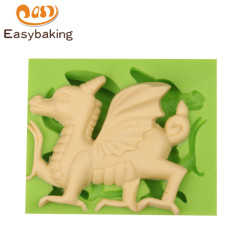Mythical Creatures Silicone Molds for Fondant