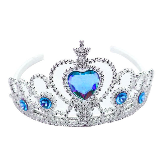 Children Tiara Headdress Headwear Cute Princess Crowns Hairband Headdress For Girls Kids Headband Accessories