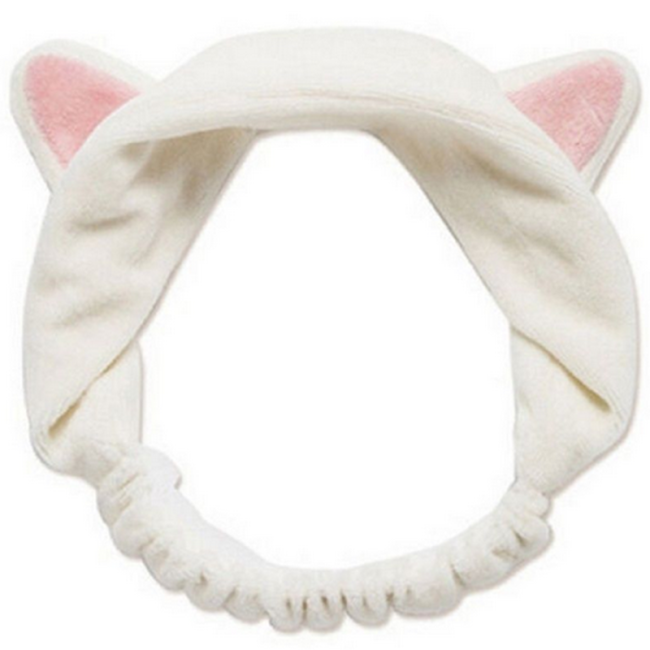 Ears Daily Hair Headbands Party Makeup Party Hairband Accessories Gift Vacation Headdress Cute Cat Life Princess Girl
