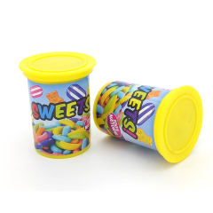 Funny Candy Can Jump Spring Snake Toy Gift April Fool Day Halloween Party Decoration Jokes Prank Trick Fun Joke Toys