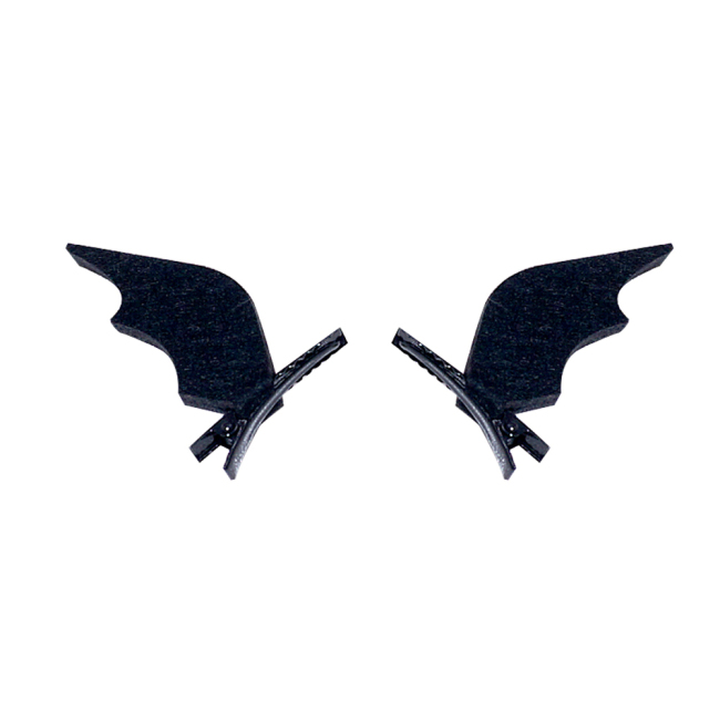 Girl Halloween Stereo Devil Hairgrips headband hairband Cosplay Party Costume Headwear Accessories Horns Ears Hairpins Barrettes