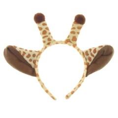 Costume Party Animals Headpiece Hair Hoop Headdress Giraffe Horn Shape Cosplay Headband for Men Women Boys Girls Kids Adults