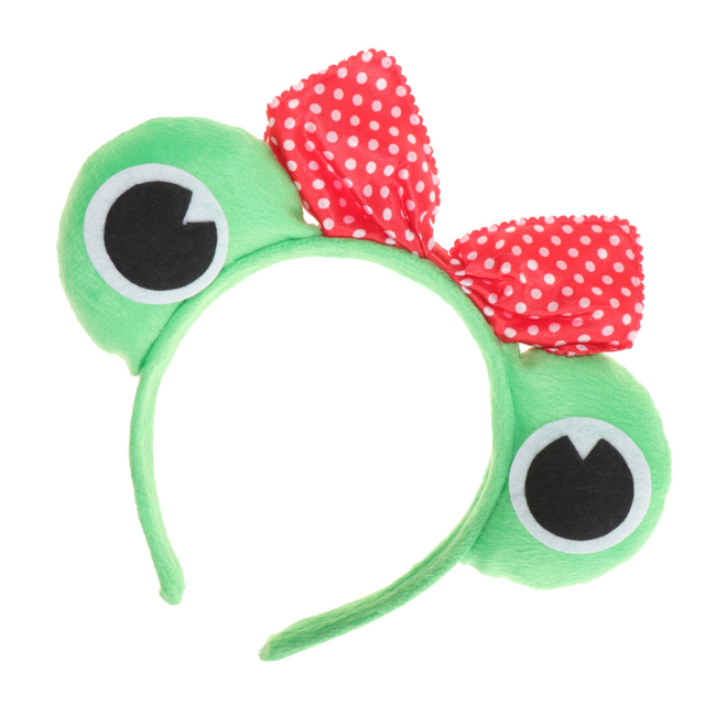 Lovely Frog Style Headband Christmas Couple Headdress For Fancy Dress Party