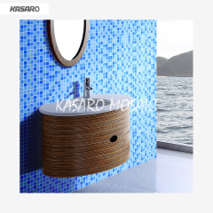 Swimming Pool Tile For Sale Blue Glass Mosaic Swimming Pool Tiles