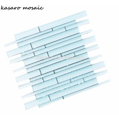 Wall WhitesCrystal Glass Mosaic Tile Mosaic Bathroom Accessories Tile Glass Floor Tile