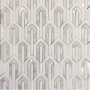 Marble Water Jet Mosaic Marble Tiles