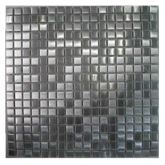 Tiny Houses Bathroom Tile Design Metal Mosaic For Hotel Home Decorative