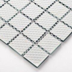 Mosaic Tiles Fiberglass Mesh
