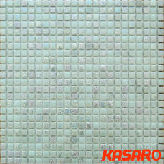 10x10 glass tile mosaic, glass mosaic mirror tile 10x10 KGFB-S3002