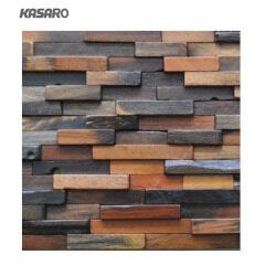 Old Ship  Wood Mosaic Tile  Wood Wall Panel 600x300  Old Ship Wood Tile