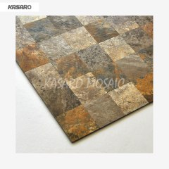 Stone Look Peel And Stick Tile Wall Sticker Composite Aluminum Panel