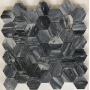 Bathroom Bianco Carrara Hexagon polished Mosaic Tile White Carrara Polished Marble Hexagon Mosaic for Wall and Floor