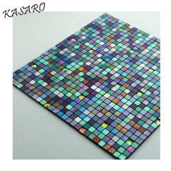 Tile Adhesive, Aluminum Plastic Composite Mosaic Self Adhesive