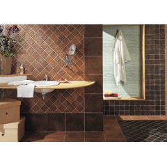 White Wave Interlocking Mosaic Tile On Mesh Crystal Glass Mosaic For The Wall And Floor