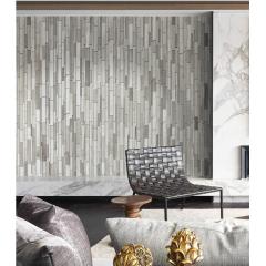 new design carrara white dolomite marble hexagon mosaic tile for interior wall Customs Data