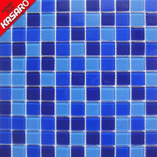 Glass Mosaic Swimming Pool Tiles For sale (KSL135059)