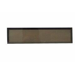 3 by 12 Size Beveled Grey Subway Glass Tile Subway tiles kitchen backsplash Wall Tiles