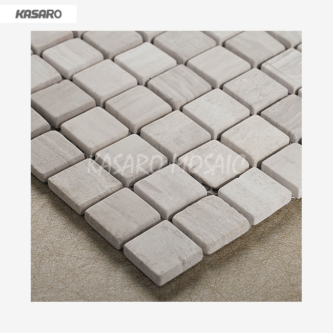 Cheap Wholesale Mosaic Stones Nature Stone Mosaic Backsplash Stone Wall Tiles