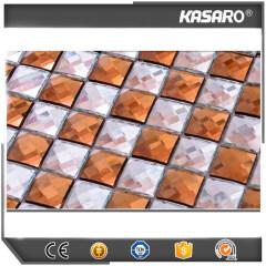 Mirror Glass Mosaic Tile, Mirror Glass Mosaic, Crystal Mirror Mosaic (KMO20130006)