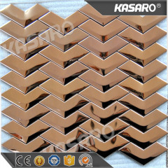 Vitrified Tiles, Vitrify Tile With Price, Metal Wave Pattern Wall Tile