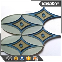 Beautiful Waterjet Tile Water Jet Cut Mosaic Waterjet Mosaic