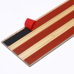 Sticky Distressed Wood Plank