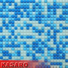 Wallpaper Glass Mosaic,China Glass Mosaic,Shower Tile(KESR141121)