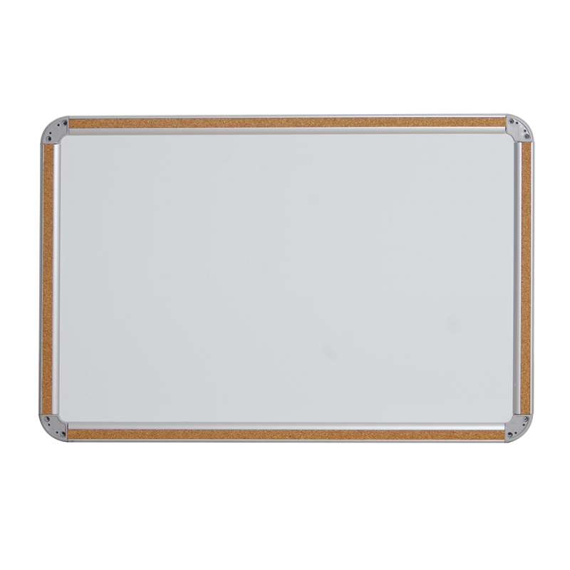 China School Magnetic Thin Marker Eraser Interactive Aluminium Frame Stand Roll Whiteboard for Education Marker Pen