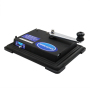 Amazon Hot Sell High Quality Wholesale Household Black Powder Coated Metal Iron Manual Cigarette Rolling Machine