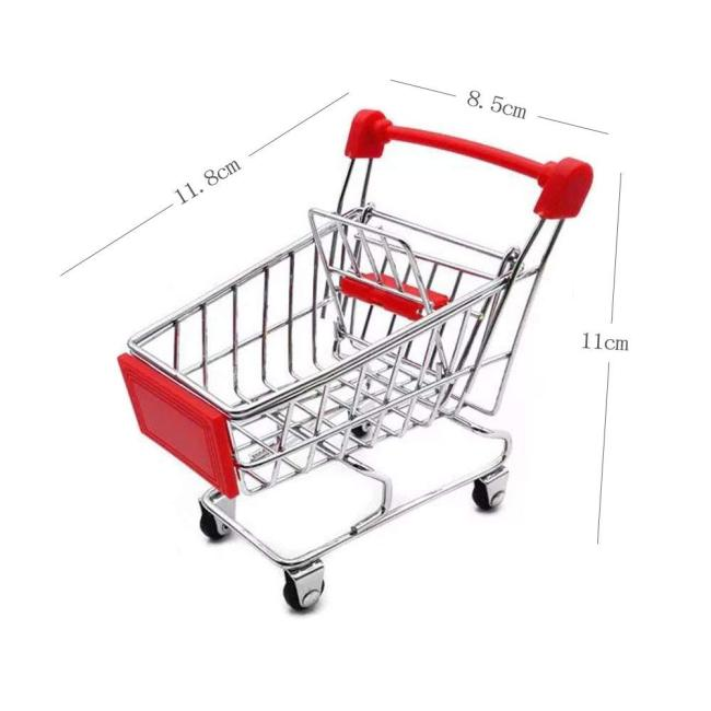 Amazon Hot Sale Stylish Unfolding wholesale Handle Luggage Baby Seat Rolling Folding Shopping Trolley Cart with Wheels