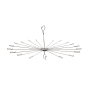 Outdoor Hotel Umbrella Folding Solid Stainless Steel Space-saving Cloth Stand Hanger
