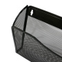 Office supplies wholesale Metal Wire Mesh 3 Pack Hanging Wall File Holder Organizer for holder