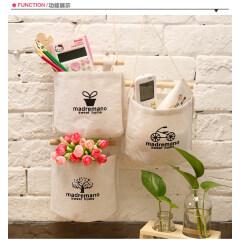 Hot sale Home  waterproof  Fabric storage hanging storage bag organizer