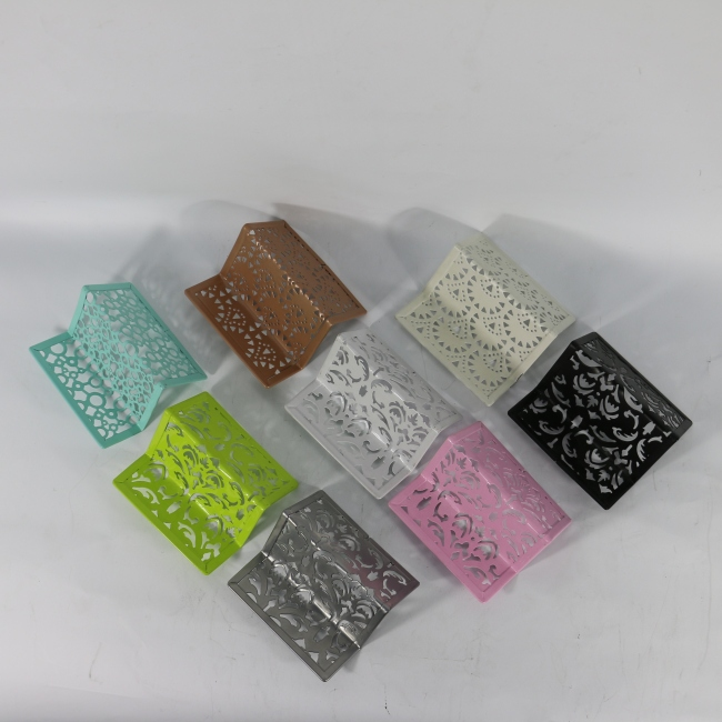 Hot Selling Free Sample ID credit wedding visiting metal Christmas business name card holder