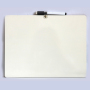 portable home school supplies interactive mini ruled dry erase memo lap white board