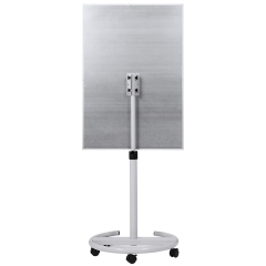 Made In China Wholesales Foldable Easel Parts School Magnetic Dry Erase Sticky Double Sided Collapsible Whiteboard