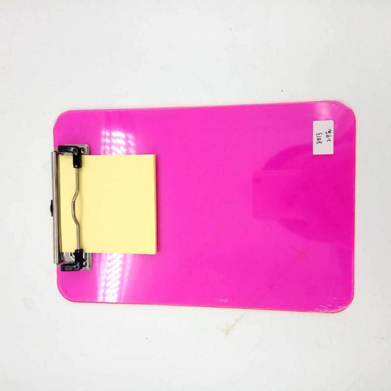 Wideny Customized Printing Storage Plastic A3 A4 A5 Writing Boards Standard Size Stationery Folding Clipboard