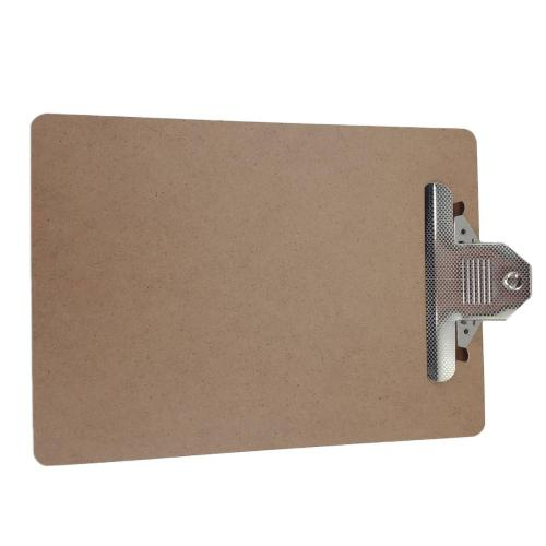 High Quality Wholesale Stationery Items Lever Detachable Clips Printed Custom Clear Paper Folder Clipboard