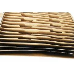 Amazon popular office school supply storage stationery A4 document paper file folder 31 pockets accordion file folder