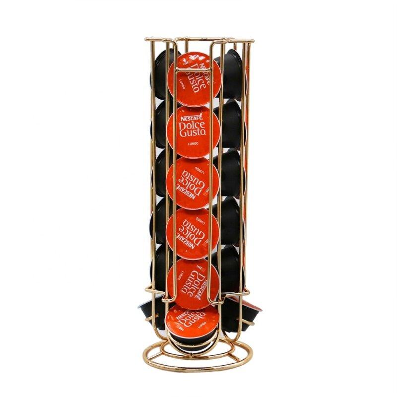 Wholesale Espresso Pods Nespresso Capsule Holder Coffee Capsule Rack