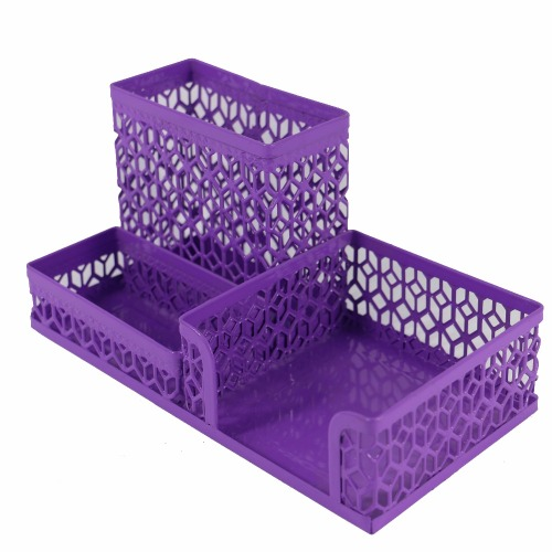 Desk table organizer metal file tray cheaper stationery set for kids
