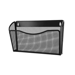 Wideny Office supplies school home household wire metal mesh wall mounted hanging organizer wall file holder
