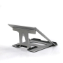 Easy Carry Laptop Stand, Aluminum Foldable Holder Adjustable Height Adjustable Laptop Stand