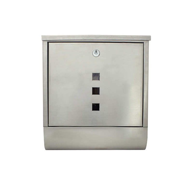 hot sale  Office Building Used wholesale wall mount cast iron gift box in mailbox shape