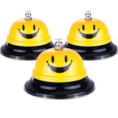Wholesale Custom High Quality School Counter black Color Best Price Brass Desk Bell