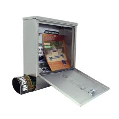 Amazon Hot Sale Wholesale new design smart metal aluminium waterproof secure mailbox