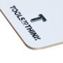 Double Side No Frame Kids Lapboard Magnetic White Board Includes Whiteboards Mini Whiteboard