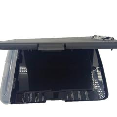 High Quality Wholesale Plastic Double/Single Restaurant Menu Mini Customized Storage A5 Cipboard Pen Holder