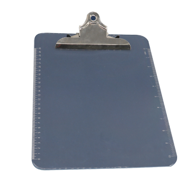 a5 medical colorful document file folder waterproof plastic clipboard with storage