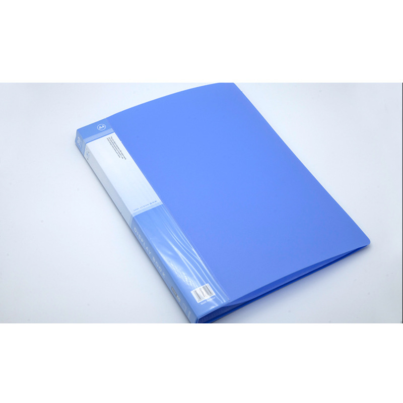 Wideny Office Recycled Blue A4 Letter Size Adjustable Hanging File Folders holder for Foolproof Filing